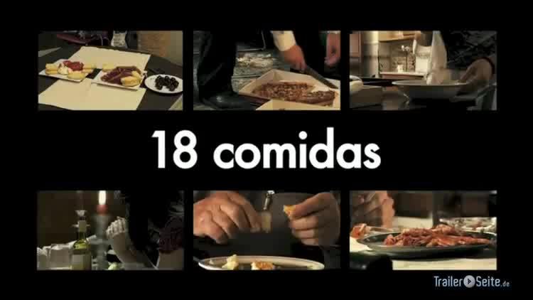 18 Comidas Trailer Trailerseite Film Tv