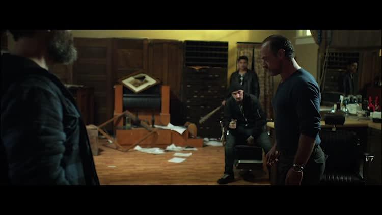 Exklusiver Clip Zum John Travolta Film Rage Tage Der