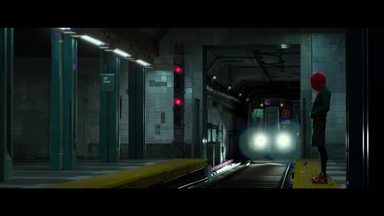 Spider-Man: A New Universe Trailer   TrailerSeite FILM TV
