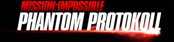 Mission Impossible 4 Logo