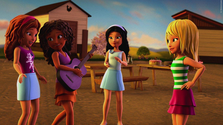 Lego Friends Dvd 2 Trailer Trailerseite Filmtv