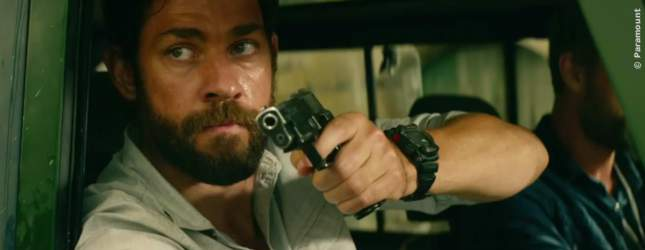 13 Hours Trailer - The Secret Soldiers Of Benghazi - Bild 1 von 3