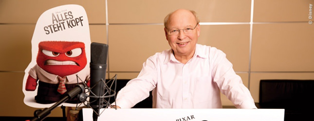 Hans-Joachim Heist geht gerne in der ZDF Heute-Show als Gernot Hassknecht in die Luft. Natürlich spielt er WUT, wer sonst?
