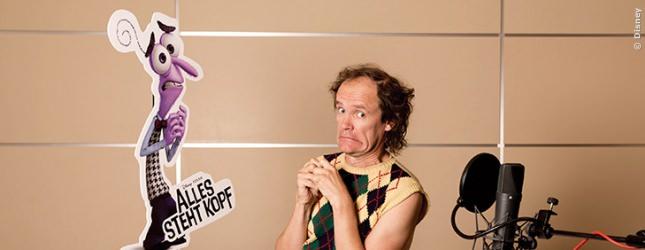Olaf Schubert macht den ängstlichen und spricht ANGST im Film. Das kann lustig werden!