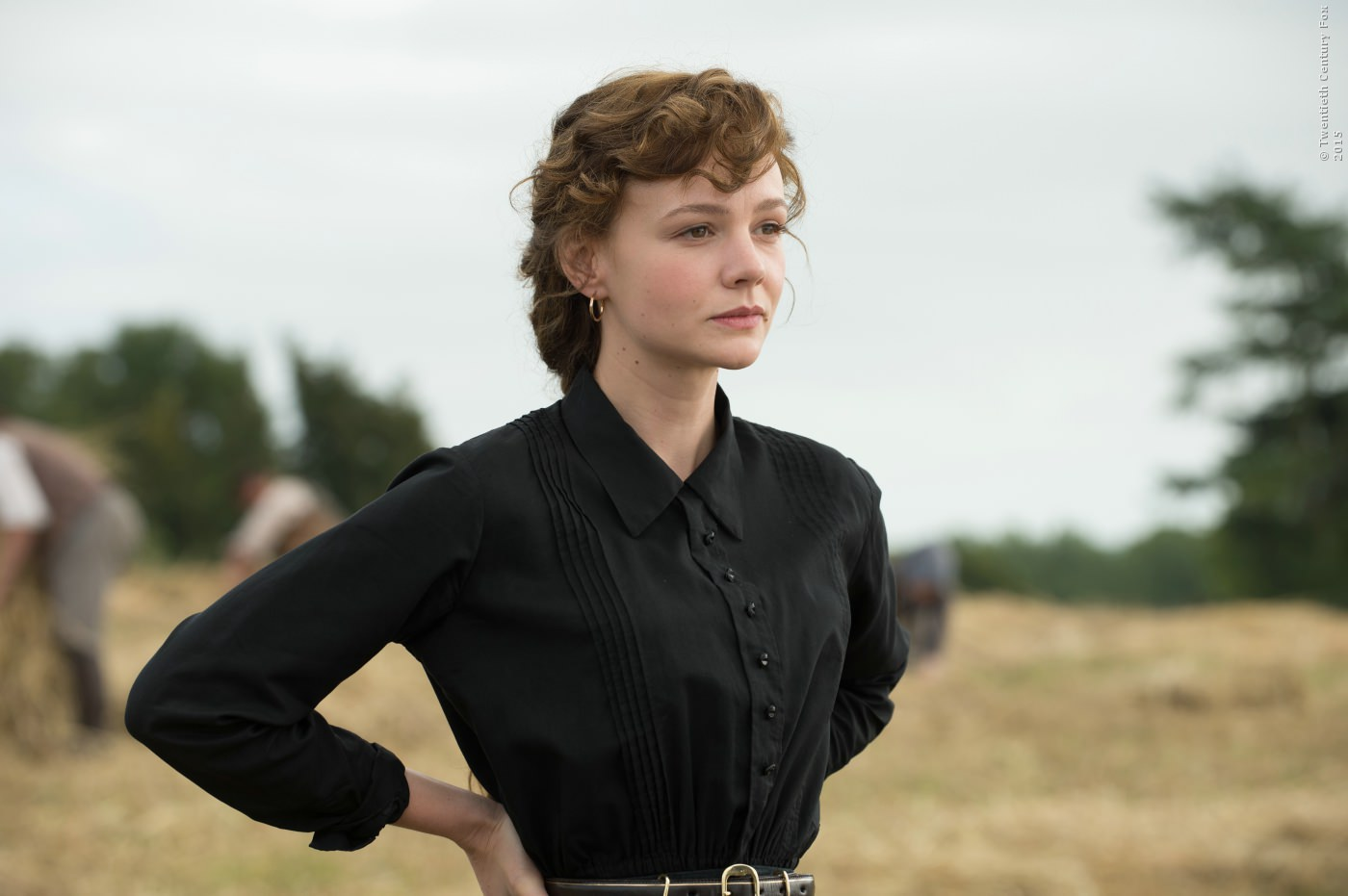 Bathsheba Everdene (Carey Mulligan)