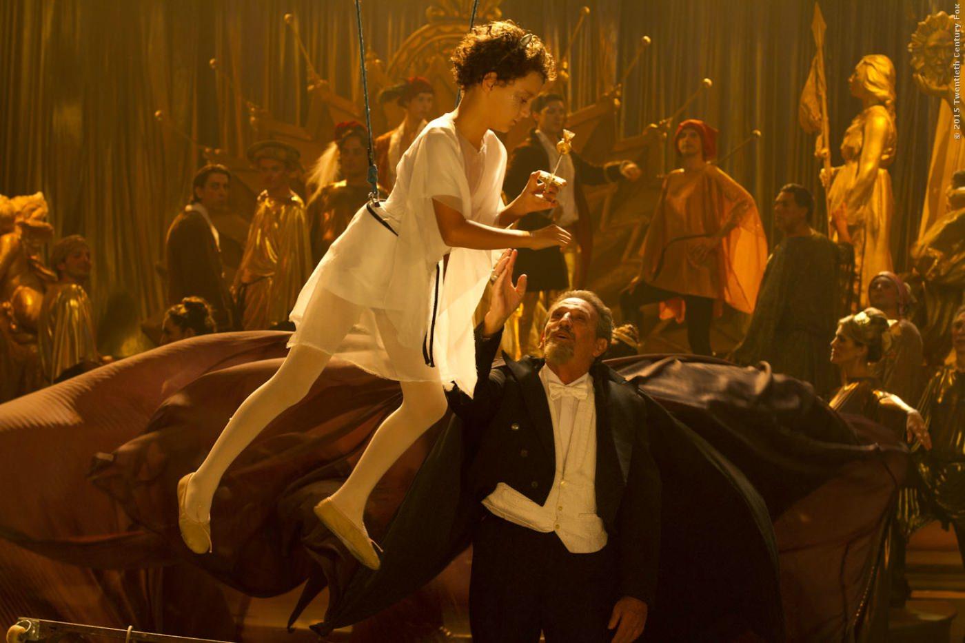Amapola: fantasievolle Szenen wie diese gibt es viele im Film.
