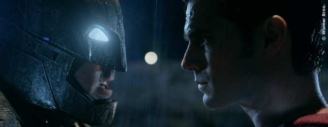 Batman VS. Superman - Dawn Of Justice - Ab dem 24.03.2016 im Kino!
