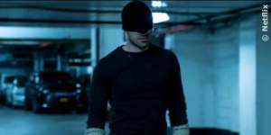 Daredevil Matt Murdock alias Charlie Cox, FILM.TV