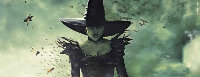 Und wer ist die alte Hexe?