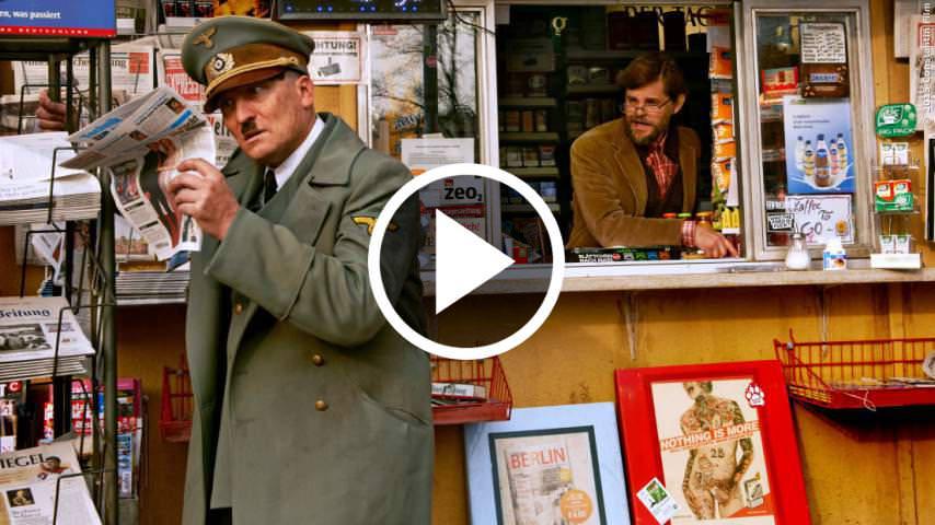Er Ist Wieder Da Trailer Trailerseite Filmtv