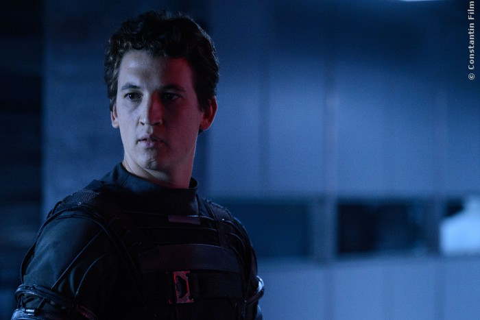 Miles Teller als Reed Richards / Mr. Fantastic