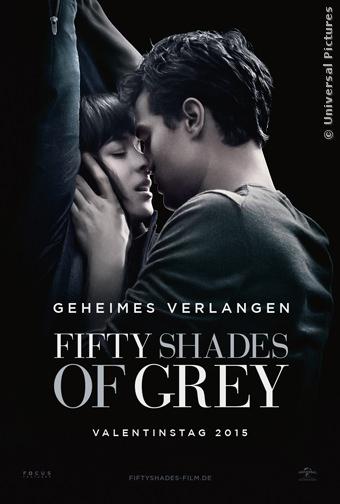 Kaum zu fassen, aber Jamie Dornan und Dakota Johnson waren sich am Set von 50 Shades Of Grey auch nicht grün.