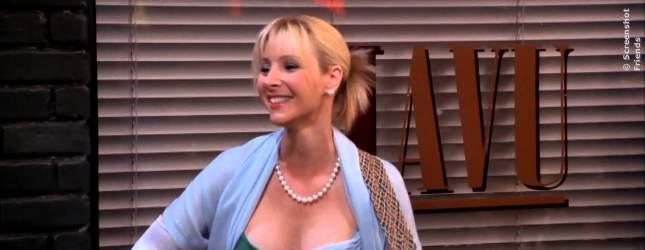 Phoebe war die durchgeknallte der Serie. Sie hatte immer verrückte Ideen und eine Leidenschaft für das Singen - was sie leider nicht besonders gut konnte.