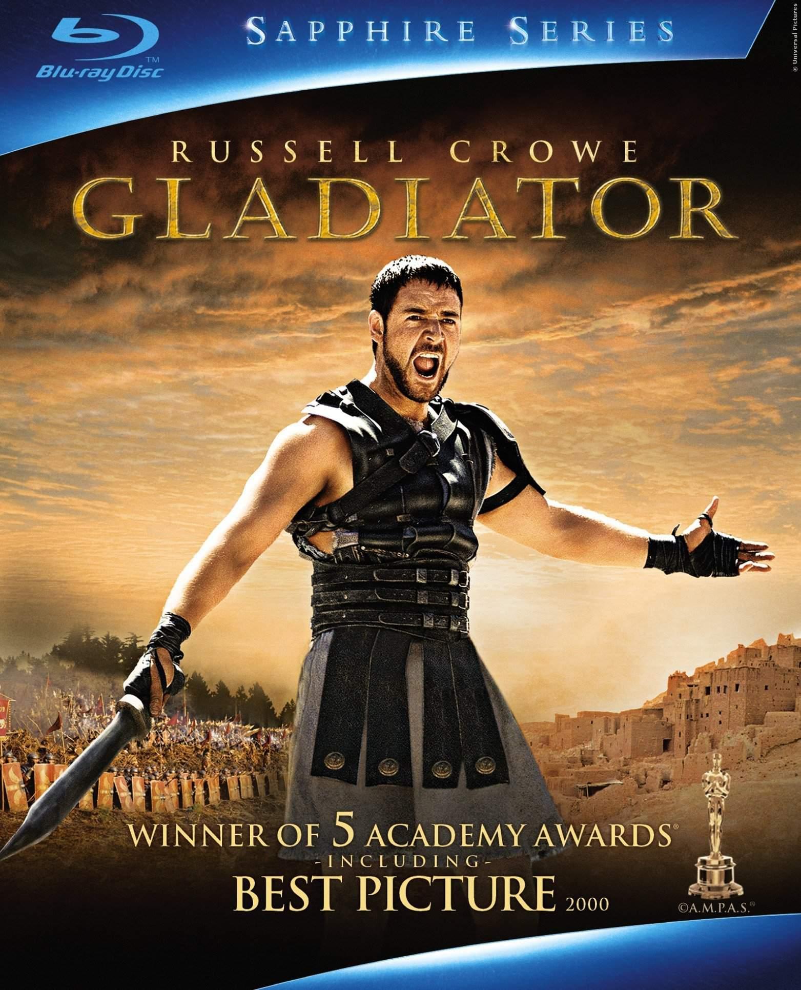 Russel Crowe hasst gleich das ganze Team von Gladiator. Einer der Mitarbeiter steckte der Presse, dass Crowe ganz schlimmen Mundgeruch hat.
