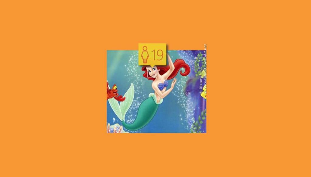Ariel hebt den Altersdurchschnitt bei Disney dann aber doch noch!