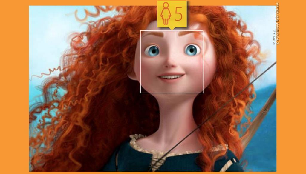 Merida ist immerhin ein Jahr älter. Komisch, dass ihr Film FSK 6 hat!