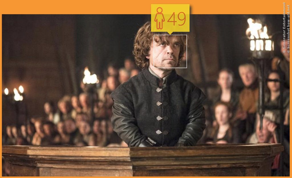 Tyrion Lennister sieht in der neuen Staffel von Game Of Thrones keinen Tag älter aus!