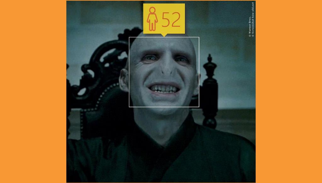 Harry Potter hat Lord Voldemort ziemlich früh in Rente geschickt!