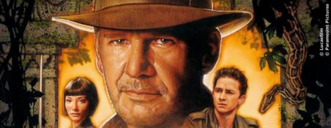 DVD-Cover Indiana Jones Und Das Königreich Des Kristallschädels, FILM.TV