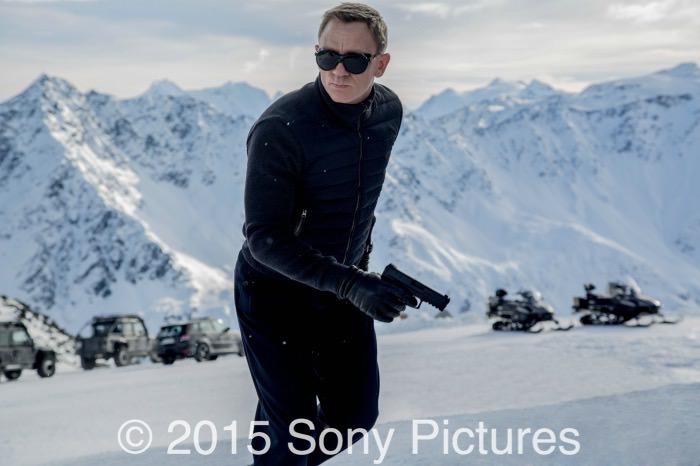 James Bond 007 Spectre - Bild 7 von 16