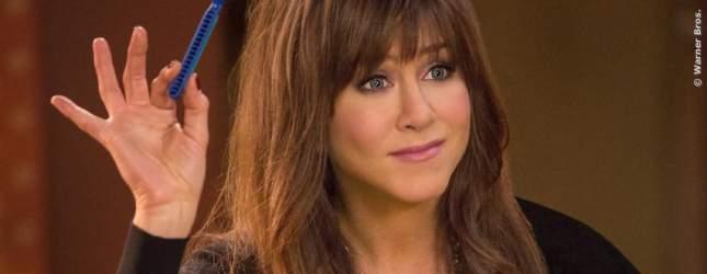 PLATZ 3 hat sich Jennifer Aniston mit 31 Millionen Dollar gesichert. Vor allem durch den Mega-Erfolg mit KILL THE BOSS ist ihr Konto zum bersten gefüllt.