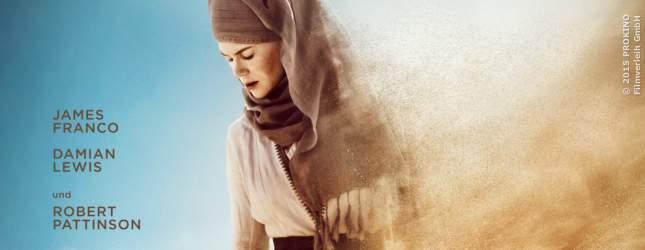 Filmplakat - Königin der Wüste