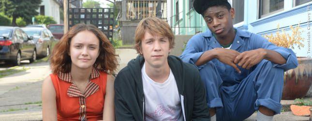 Rachel, Greg und Earl werden schnell beste Freunde.