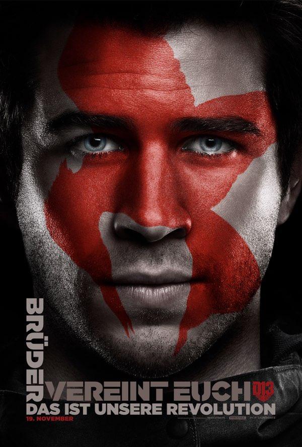 Gale ist nicht nur Katniss tragische Liebe, er stürmt mit ihr auch ins Capitol.