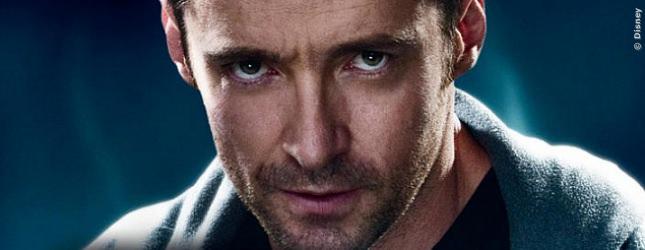 Es ist Wolverine-Darsteller und Real Steel-Star Hugh Jackman!