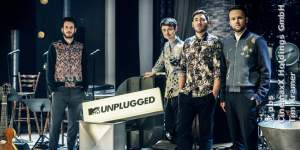 Revolverheld bei MTV Unplugged, FILM.TV