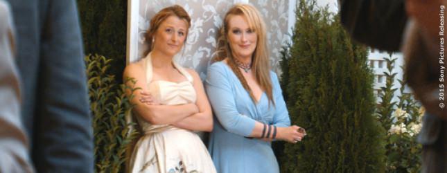 Julie (Mamie Gummer) und Ricki (Meryl Streep)