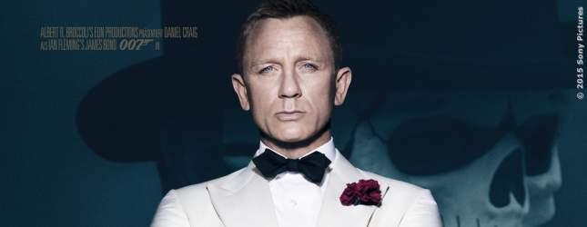James Bond 007 Spectre Filmkritik