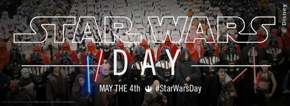 Star Wars Day Logo FILM.TV, FILM.TV