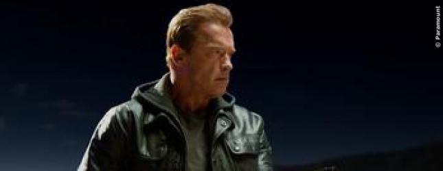 Ja, der Arnold ist auch wieder dabei. Ist auch kaum gealtert. Denkt er.
