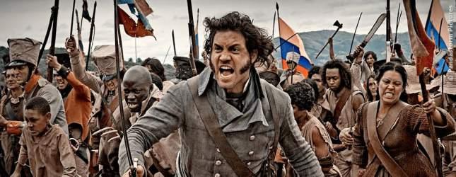 Auf in die Schlacht für die Unabhängigkeit Südamerikas