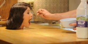 Szene aus The Voices, FILM.TV