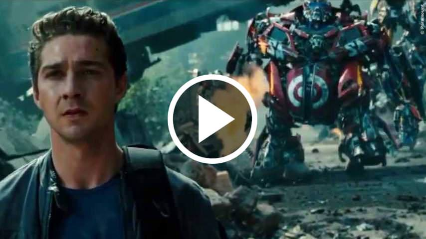 Transformers 3 - Trail... Shia Labeouf Transformers