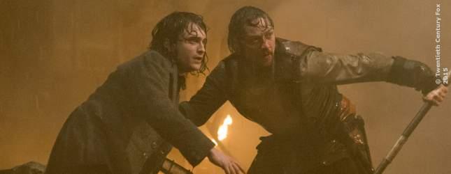 Victor Frankenstein Trailer - Genie Und Wahnsinn - Bild 1 von 6