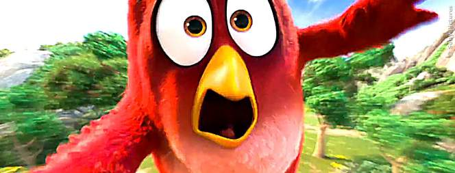 Red wird auch wieder dabei sein, wenn die Angry Birds ihr zweites Kino-Abenteuer starten.