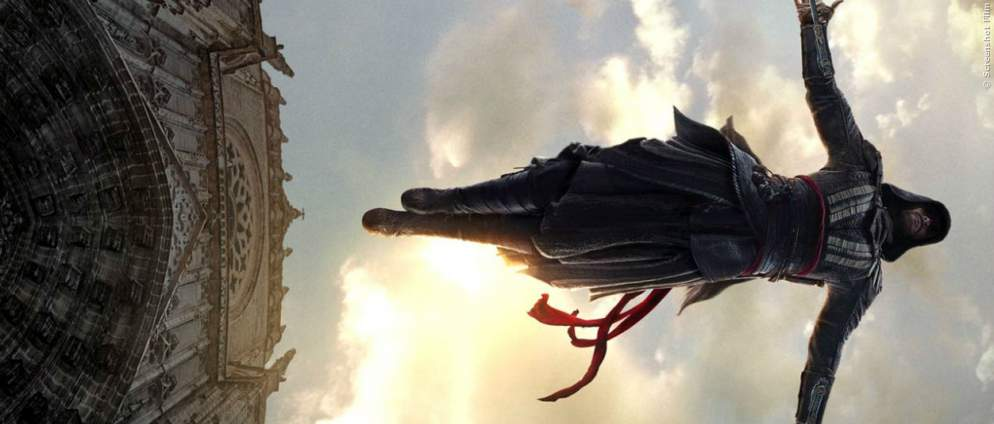 """""""Assassins Creed""""-Star stirbt mit nur 54 Jahren"""