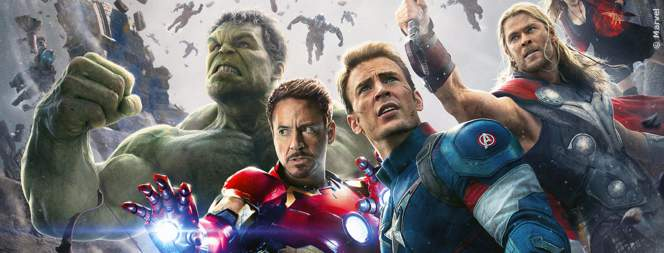 Marvels Superhelden Vereinigung The Avengers