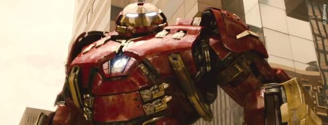Iron Mans Hulk-Buster-Anzug hätte gute Chancen gegen Megatron