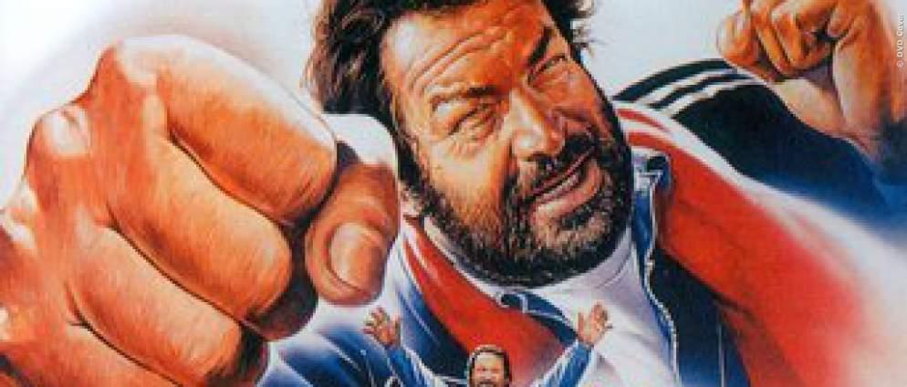 Rührend: Terence Hill ehrt Bud Spencer