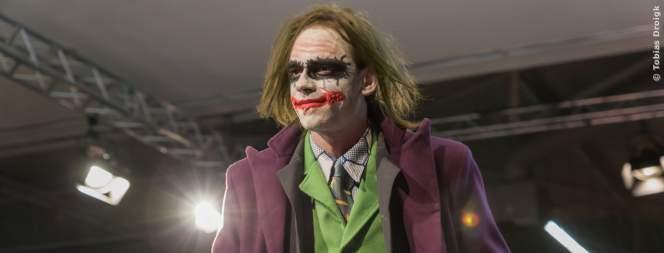 Der Joker - auf der ersten German Comic Con