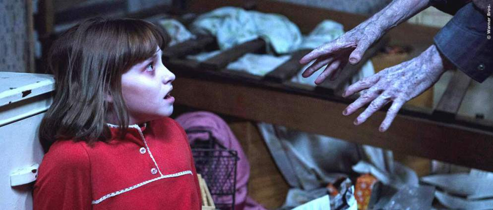 Conjuring 2 - The Enfield Poltergeist