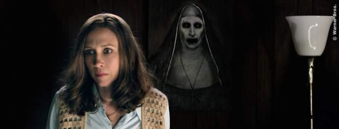 Conjuring 2 ist einer der erfolgreichsten Horrorfilme 2016!