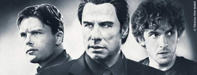 Das Plakat-Motiv zu Criminal Activities mit John Travolta.