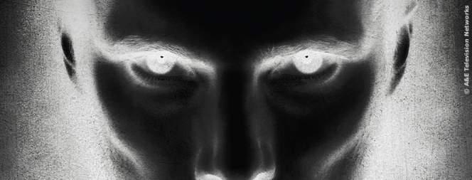 Das Plakat-Motiv zur US-Horrorserie Damien von A&E.
