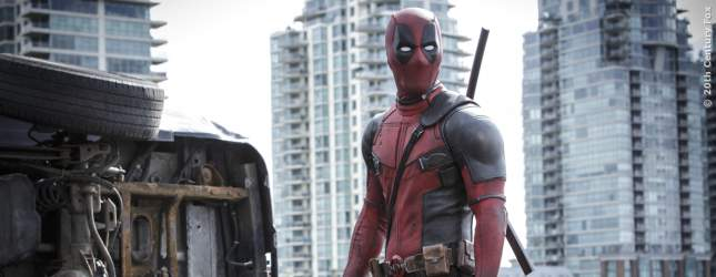 Ryan Reynolds spielt Deadpool!