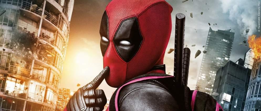 """Marvel-Star will """"Deadpool""""-""""Bambi""""-Crossover"""